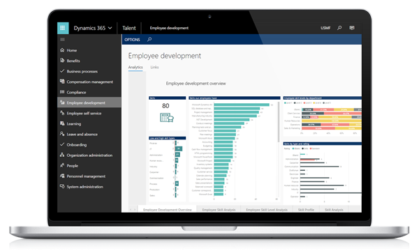 Microsoft Dynamics 365 - Cloud Services